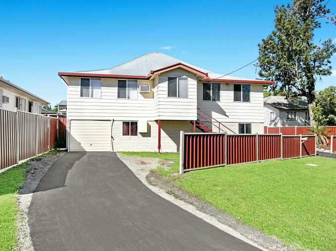 SOLD: The home which Shane Scott sold in Wandal for $230,000.