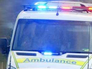 One hospitalised after crash on remote Coast road
