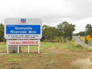 Riverside miner rushed to surgery after severe head injury