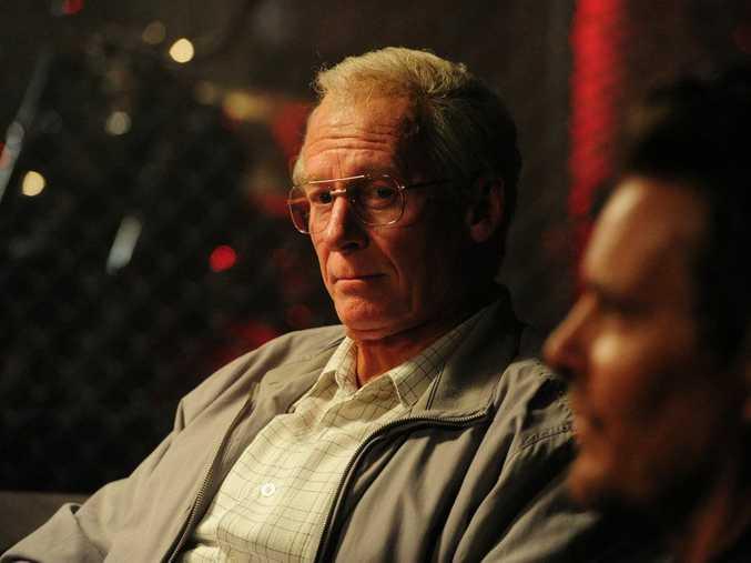 Richard Roxburgh as Roger Rogerson in a scene from Blue Murder: Killer Cop.