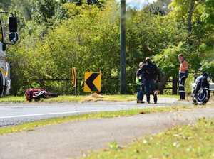 Police reveal details of dead Sunshine Coast motorcyclist
