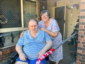 Man denied key painkilling medicine