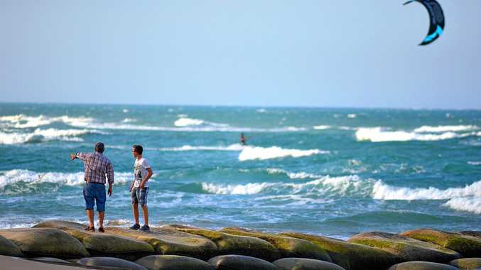 Sunshine Coast Council has announced consultation plans on the proposal to build a rock wall at the mouth of the Maroochy River.