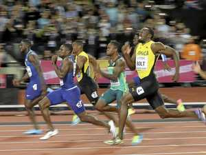 Drug cheat spoils Bolt farewell party at worlds