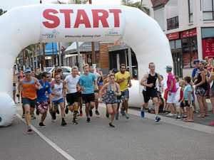 The Magic Mile was a runner's run