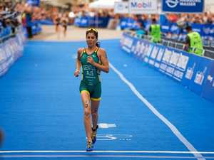 Breakthrough succes for triathlon star Gentle