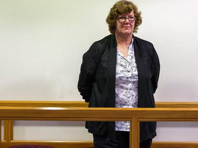 Helen Milner was jailed for a minimum 17 years. Picture: NZ Herald