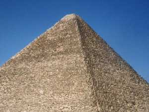 Scientists could learn Great Pyramid's 4000-year-old secret