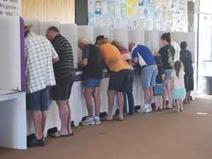Ipswich, Bundamba, Jordan, Scenic Rim: Where to vote early