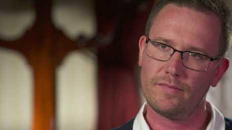 Gunned down: Paul de Waard. Picture: 60 MinutesSource:Channel 9