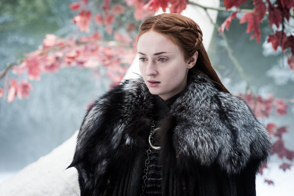 Sansa pulled off the most badass movie we've seen from her yet in the Game of Thrones season finale.