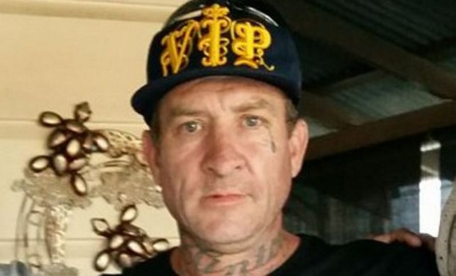 SHOT: Christopher McGrail, 45, was shot by police during a confrontation in Grafton and died in hospital.