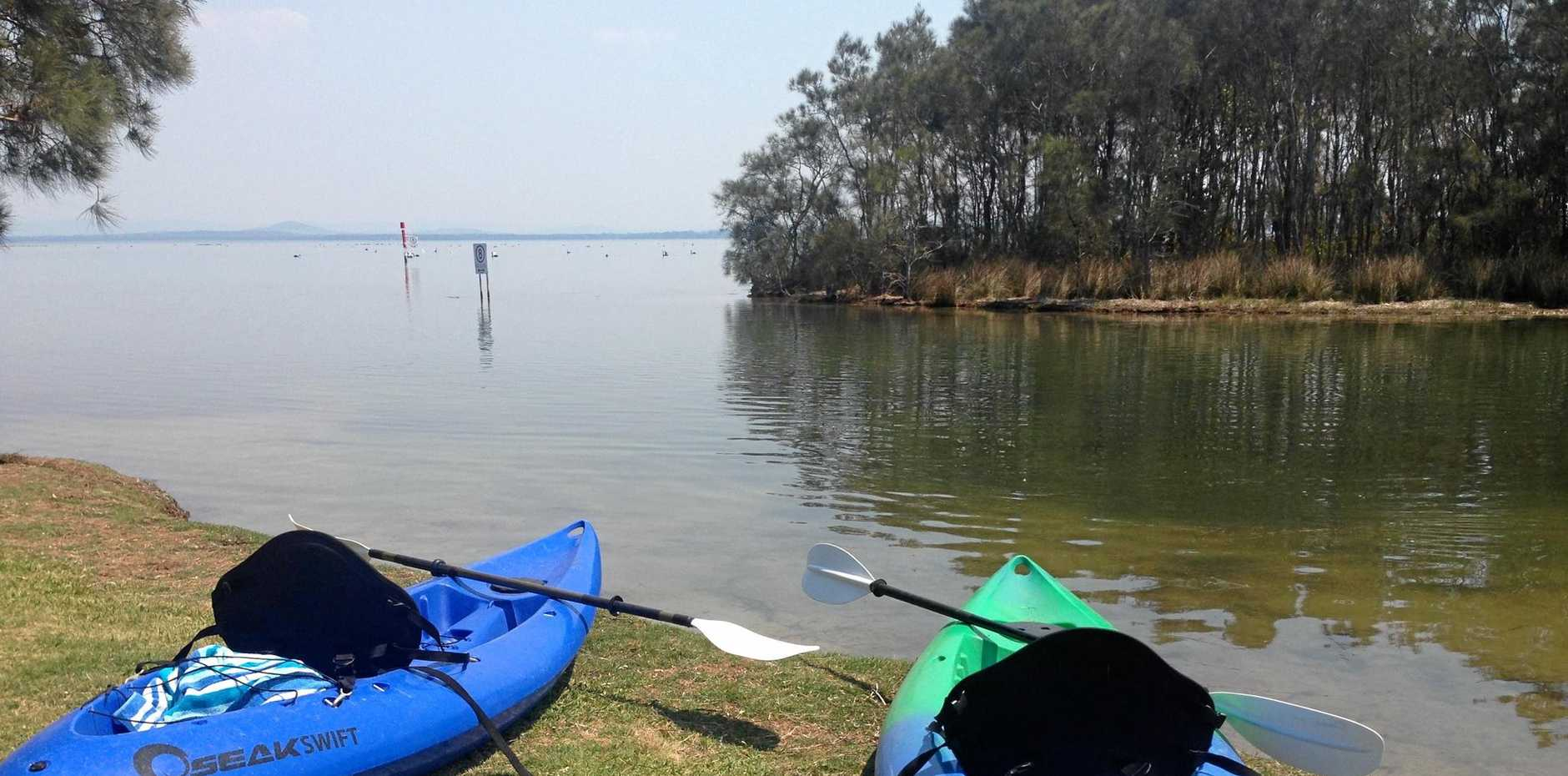 CENTRAL COAST JEWEL: Tuggerah Lakes will benefit from a $3 million Federal Government grant on top of the $7 million council has already spent to improve water quality.
