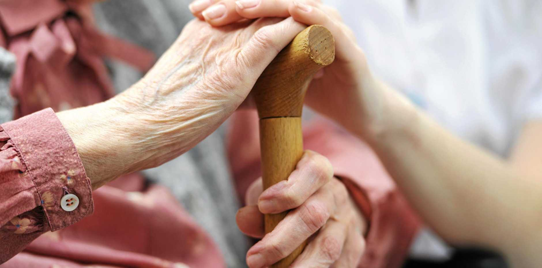 Aged care is a challenging environment, says Blue Care.