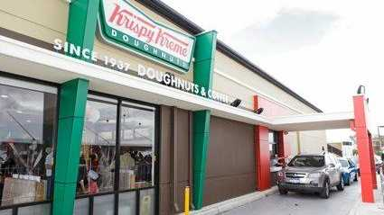 Would you like to see a Krispy Kreme store in North Queensland?