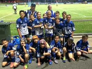 Frenchville State School all class in Capras Cup win