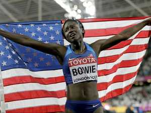 United States back on top of the sprinting world