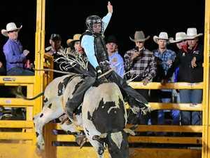 Mackay rider wins big in Cloncurry