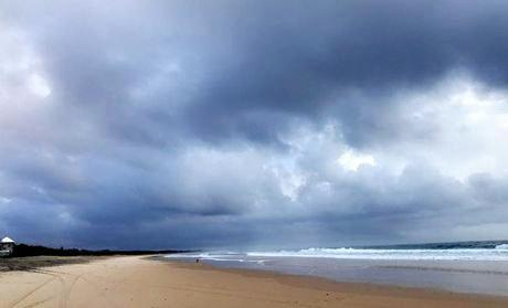 DROUGHT BREAKER: Some places received heavy rain overnight while much of the coastal strip missed out. The weather bureau says what fell will be the last of it for the rest of this week at least.