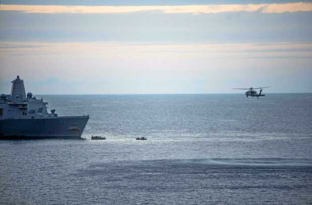 Australia: Missing US Aircraft Found By Navy