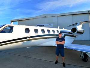 Medical evacuation jet first for Coast airport