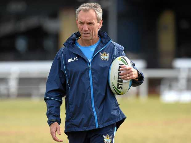 Titans coach Neil Henry is under pressure after his team lost 54-0 to the Broncos on Saturday.