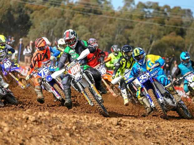 GREAT RACING: The MX Nationals will be at Coolum later this month.