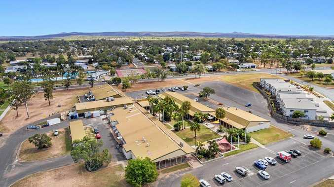 A retail investment with substantial expansion upside and anchored by a town centre hub in the Central Queensland mining services centre of Dysart is up for sale.