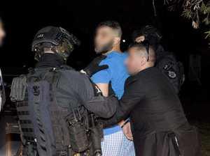 Ibrahim raids: Brothers arrested over 'drug syndicate'