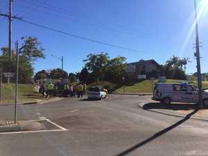 BREAKING: Traffic slowed after crash on Duke St