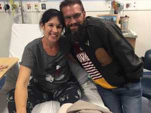 How community raised $8700 in 36 hours for sick Bay midwife