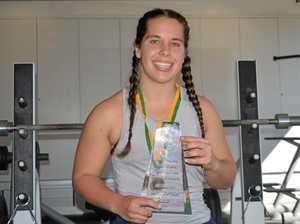 Tara Reinke lifts the bar at national titles