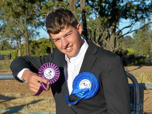 NEXT STEP: Josh Dingle will compete at the RDA Australia National Championships in October.