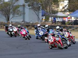 Superbikes set to race in town this week