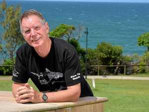 Coast shark attack imminent: Expert's award push for protection