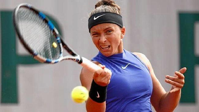 Italy's Sara Errani claims 'food contamination' for her failed doping test. Source:Supplied