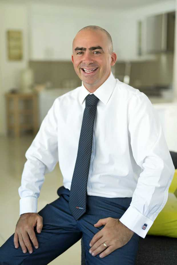 HEALTHY MARKET: REIQ zone chair Damian Raxach.