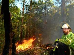Controlled burns aim to ease Coast fire threat