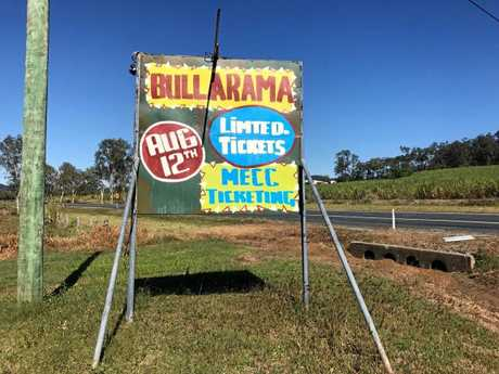 The Kuttabul Hotel is gearing up for a big night at the Kuttabul Bullarama.