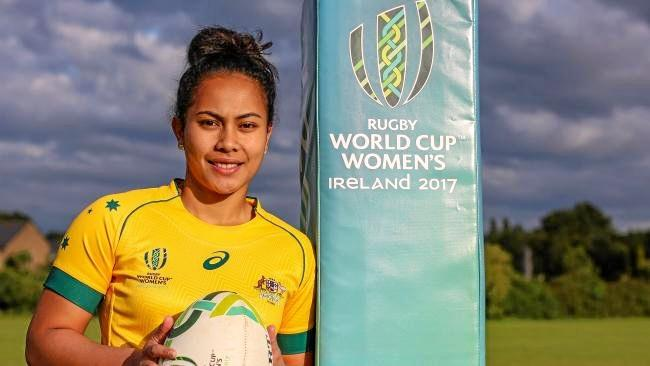 Trilleen Pomare will make her Wallaroos debut against Ireland.