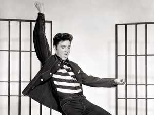 KING OF MUSIC: Elvis Presley's songs are as good to today as they were 40 years ago when he last sang.