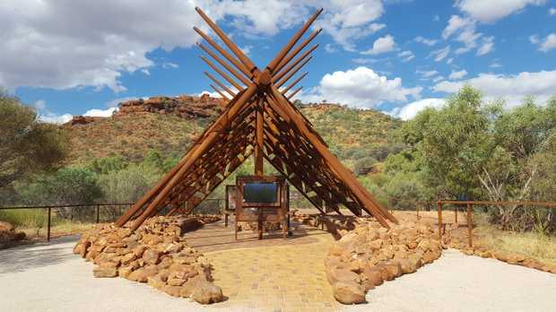 The award-winning shelter.