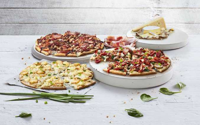 Dominos is giving away free pizza from today.