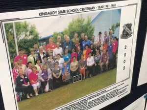 Kingaroy SHS Class of '67 50th reunion