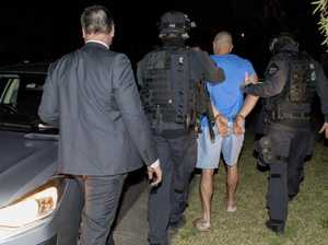 Raids shake Sydney underworld