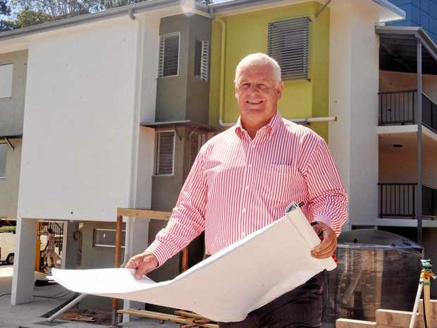 Harry Reed and his wife Margaret were only passing through the Sunshine Coast in 1987 but they never left and have had a significant impact on its development.