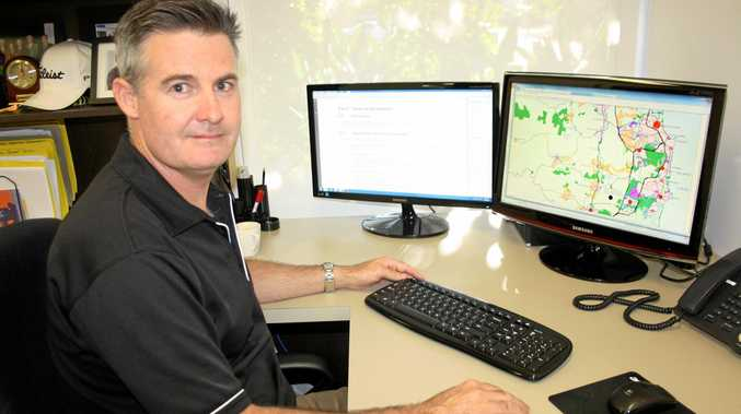 Andrew Stevens says he's never had the need or the urge to wander far from home on the Sunshine Coast.