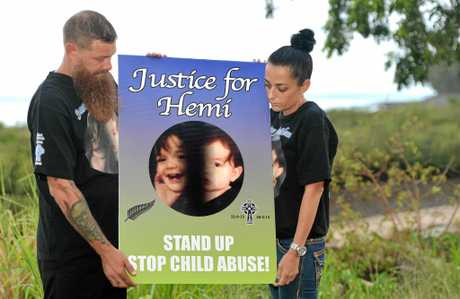Shane Burke and Kerri-Ann Goodwin want to see those who hurt children face tougher punishment.