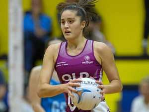 Sorby to train with Queensland Firebirds