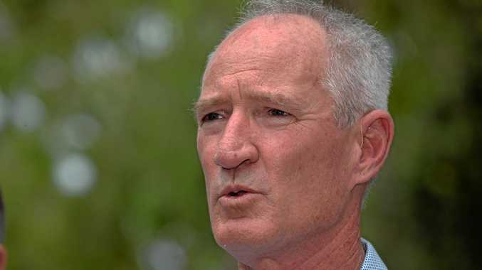 ONE Nation Queensland leader and Buderim MP Steve Dickson has targeted what he calls the LNP's hypocrisy in supporting the 2017-18 Labor Government Budget.